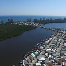 Waterfront RV Lot Rental