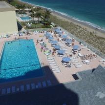 RV Campground Rental Oceanside Pool