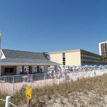 Hutchinson Island Ocean side Campground rental